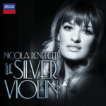 "Nicola Benedetti Cover: ""The Silver Violin"""
