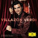 """Rolando Villazón - Album """"Verdi"""" Cover"""