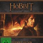 """""""Der Hobbit"""" - Trilogie Extended Edition - BD Cover"""