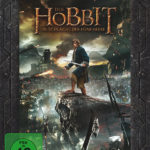 """""""Der Hobbit: Die Schlacht der fünf Heere"""" Extended Edition - DVD Cover"""