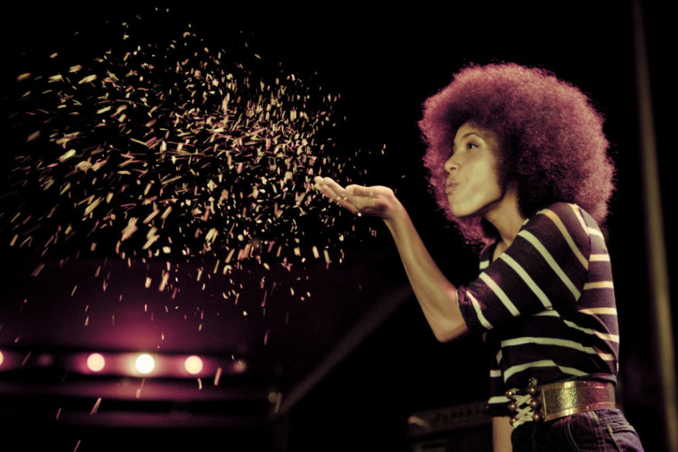 "Esperanza Spalding ""Radio Music Society"" © Sandrine Lee Courtesy of Montuno"