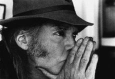 Neil Young Portrait