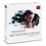 """Barenboim """"Beethoven für Alle"""" CDPackshot-3D (5-CDBox)"""