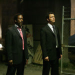THE WIRE S1 14 Peters - West - photocredit HBO