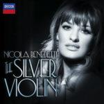 """Nicola Benedetti Cover: """"The Silver Violin"""""""