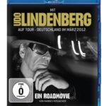"Cover: Udo Lindenberg ""Ein Roadmovie"" Blu-ray"