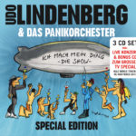 UDO LINDENBERG & Das Panikorchester Ich mach mein Ding – Die Show Special Edition inkl. Bonus-CD