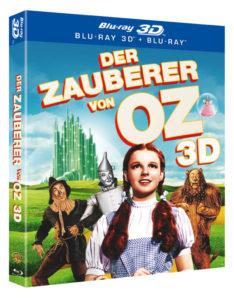 Der Zauberer von OZ 3D - Packshot