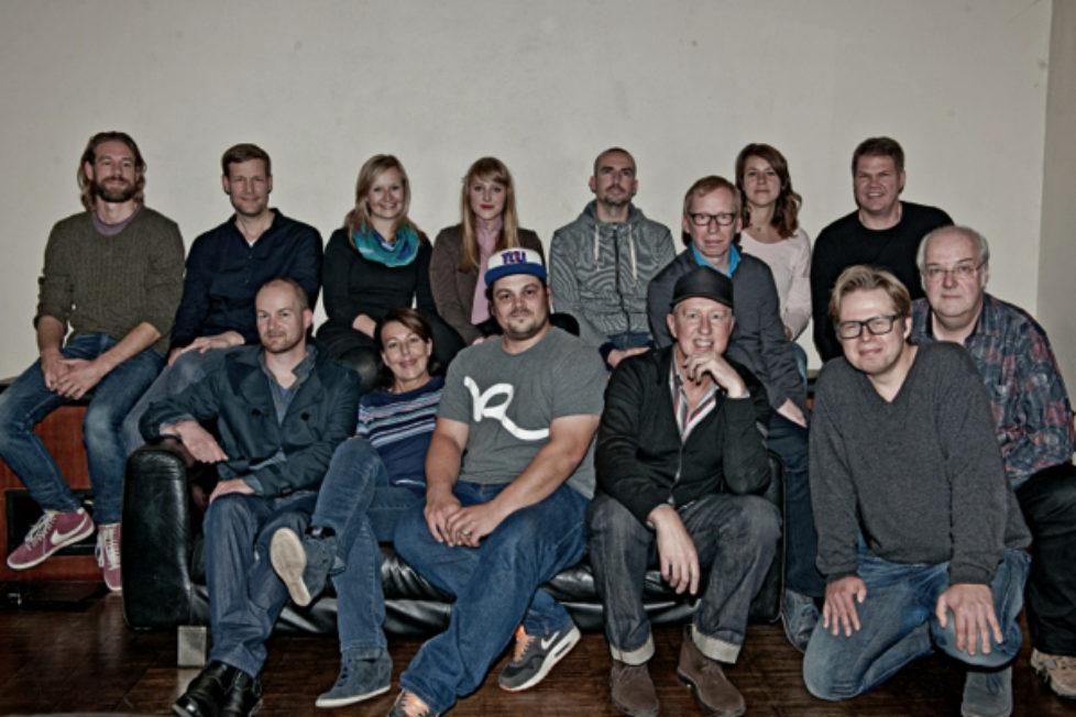 HANS 2013 - Die Jury 2013 (ohne Mitglied Michel van Dyke) - (c) Sven Sindt