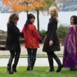 Beyond: Love Within - (v.l) Tina Turner, Dechen Shak-Dagsay, Regula Curti & Sawani Shende-Sathaye [© Nathan Beck/Panorama]