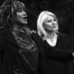 Beyond: Love Within - (v.l.) Tina Turner & Regula Curti [© Nathan Beck/Panorama]