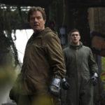 Godzilla [Bild 01: - Joe Brody (Bryan Cranston) und Ford Brody (Aaron Taylor Johnson)]