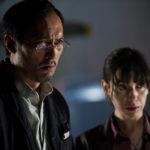 Godzilla [Bild 04: Ken WatanabeDr Ishiro Serizawa (Ken Watanabe) und Dr Vivienne Graham (Sally Hawkins)