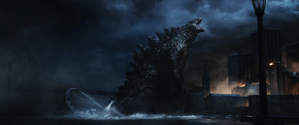 Godzilla [Bild 09: Godzilla (GODZILLA)]