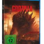 Godzilla - Cover BD