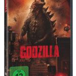 Godzilla - Cover DVD