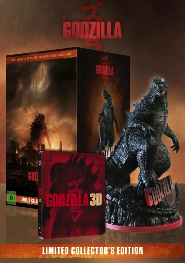 Godzilla -Collectors Edition (Beautyshot)