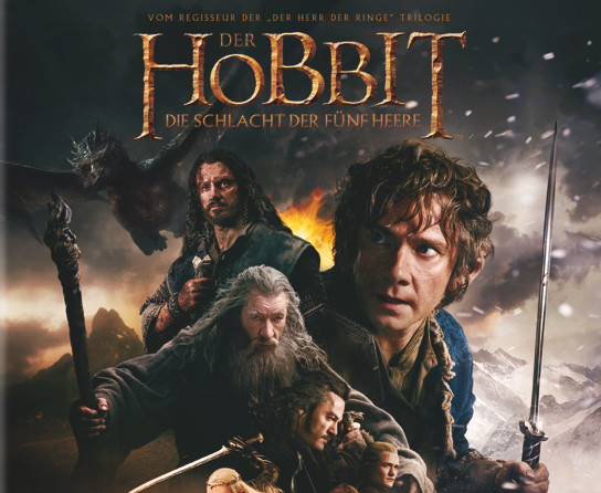 Der Hobbit Die Schlacht Der Fünf Heere