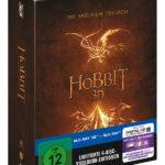 Der Hobbit - Die Spielfilm Trilogie [Limitierte 4-Disc-Steelbook-Edition]