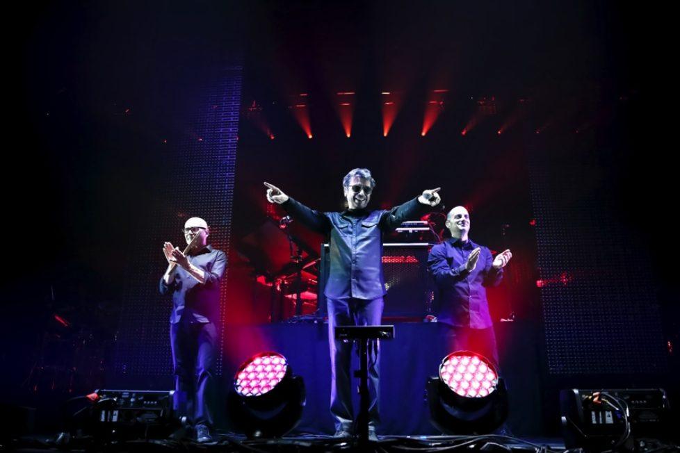 JEAN-MICHEL JARRE: Grammy Nominierung und 360 Grad Live Stream Konzert