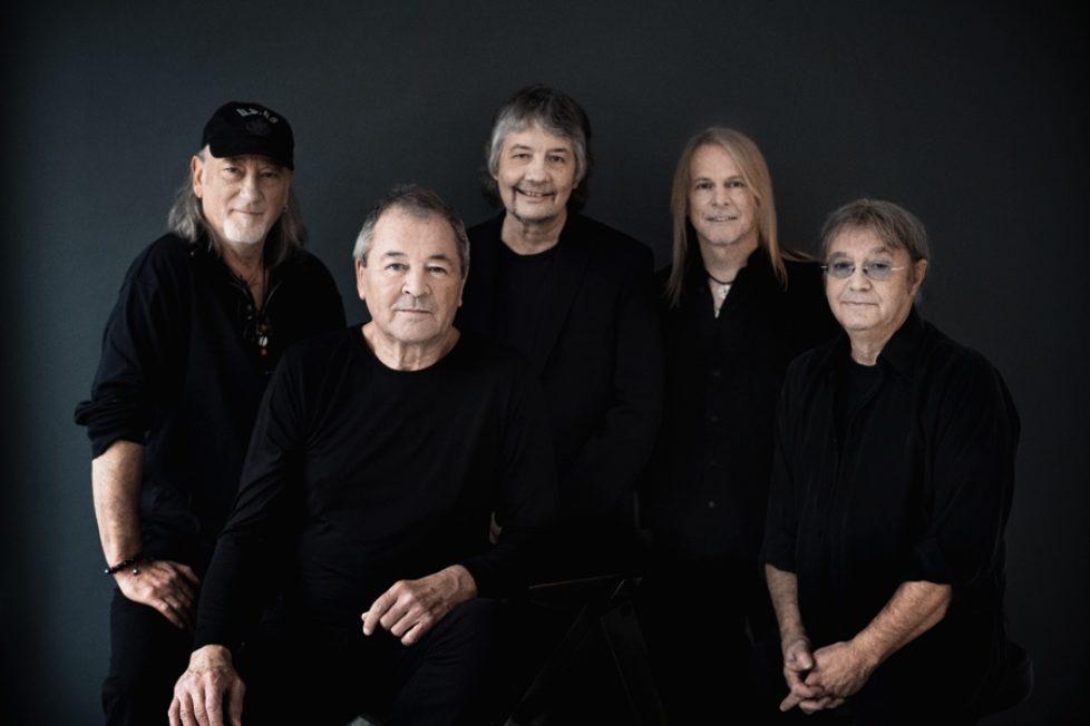"""Deep Purples neues Album """"inFinite"""" erobert die Spitze der deutschen Chats und bricht alle Rekorde des Vorgängers """"NOW What?!"""""""