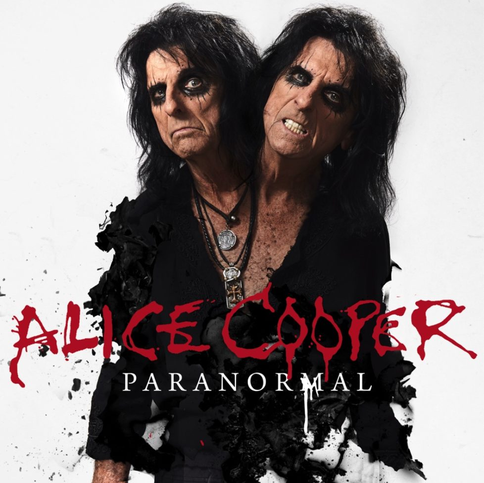 "Alice Cooper mit brandneuem Lyric Video zu ""Paranormal"" / Digital Download & Stream ab sofort verfügbar"