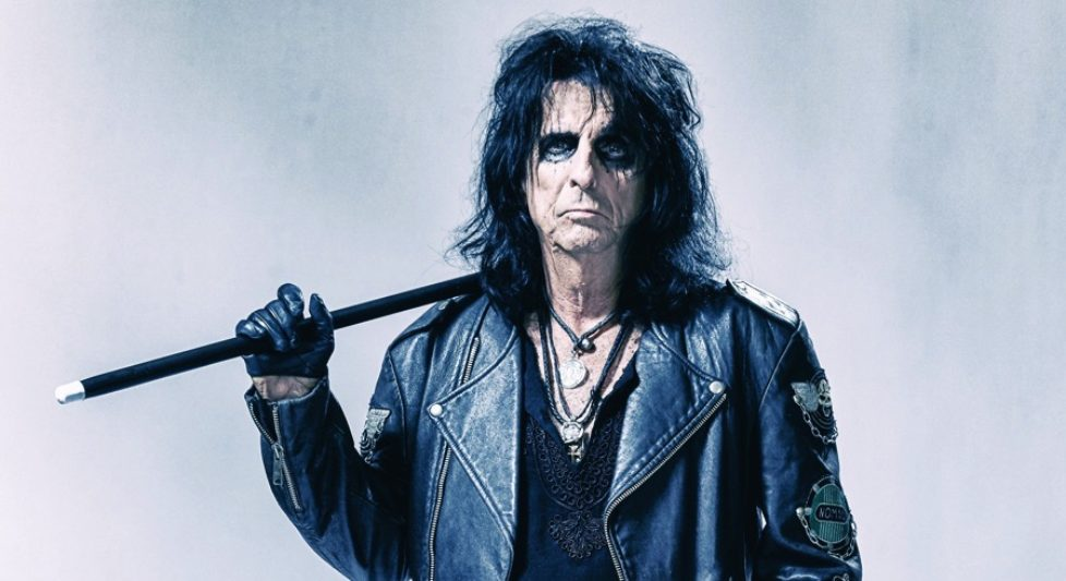 "Alice Cooper launcht Pre-Listening und Photo-App für neues Album ""Paranormal"""