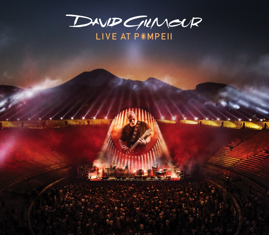 David Gilmour kündigt Konzertfilm \