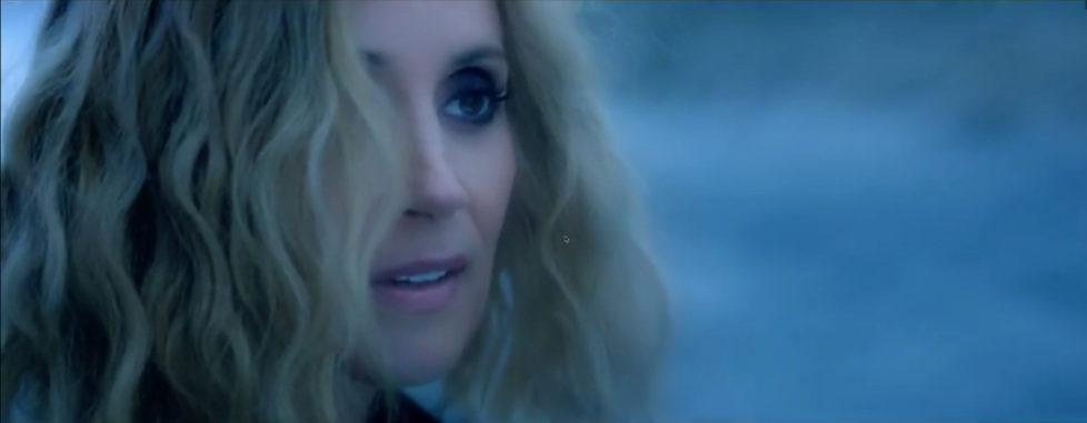 "Lara Fabian dreht ""Growing Wings""-Video vor imposanter Kulisse in Island"