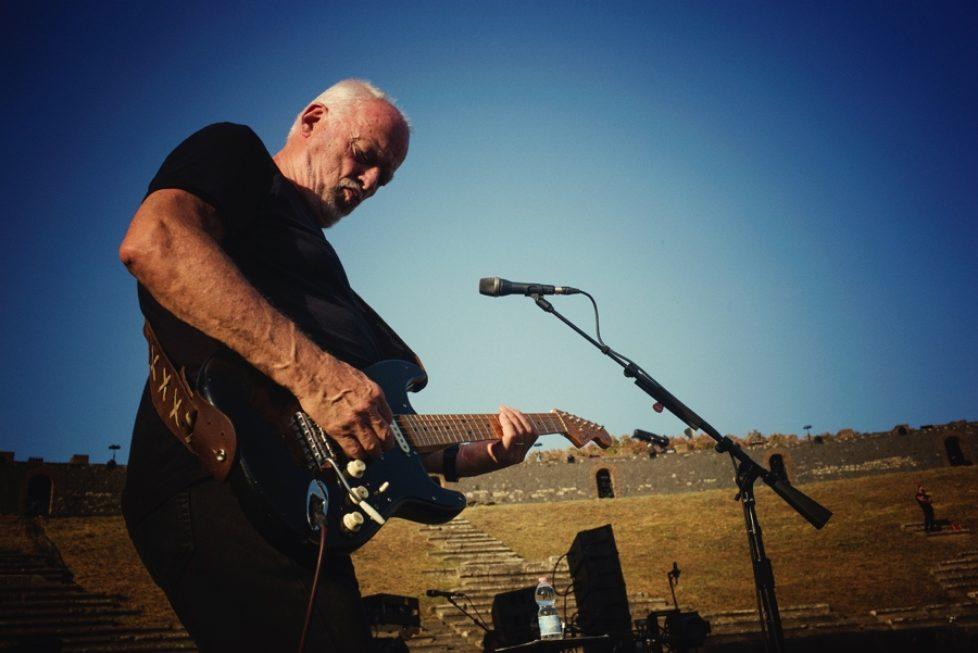 """David Gilmour bringt Pink Floyd-Klassiker""""One Of These Days"""" in ganzer Länge auf Youtube"""