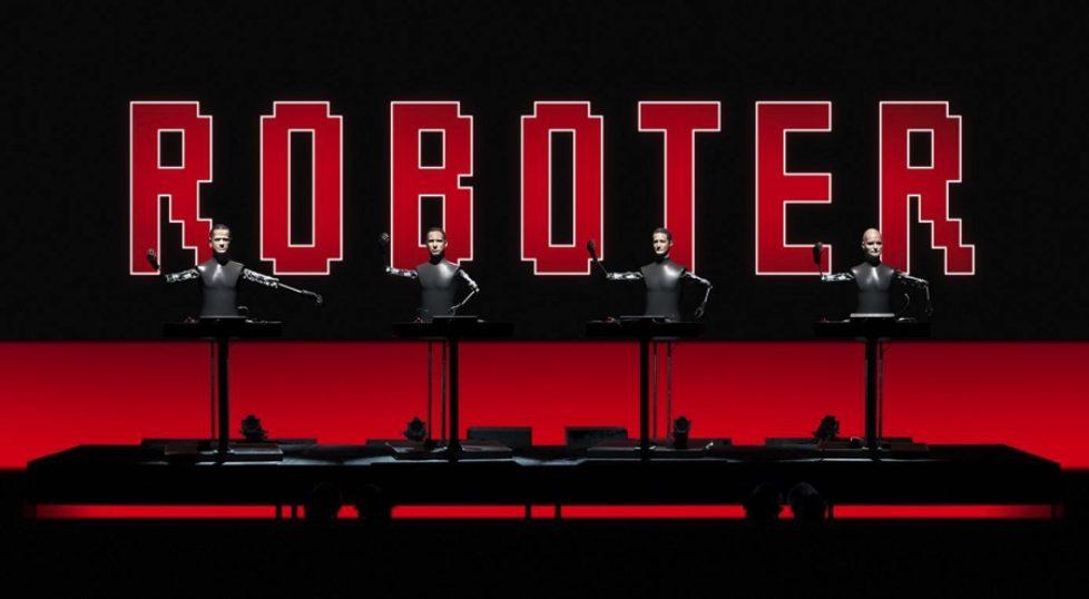 Kraftwerk – Roboter  – Fotografien von Peter Boettcher