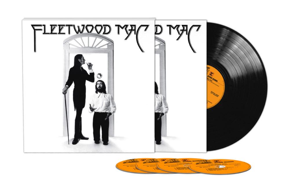 Fleetwood Mac: Deluxe Edition des Klassikers von 1975 mit vielen Extras