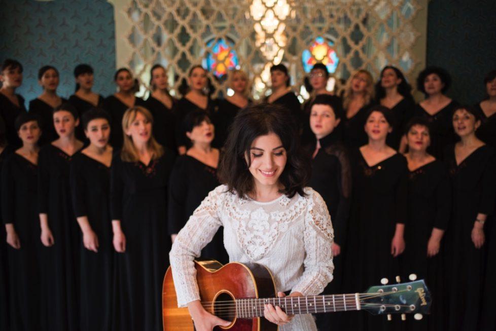 Sanfte Klänge zur kalten Jahreszeit: Katie Melua und der Gori Women's Choir im Winter 2018 erneut gemeinsam in Deutschland
