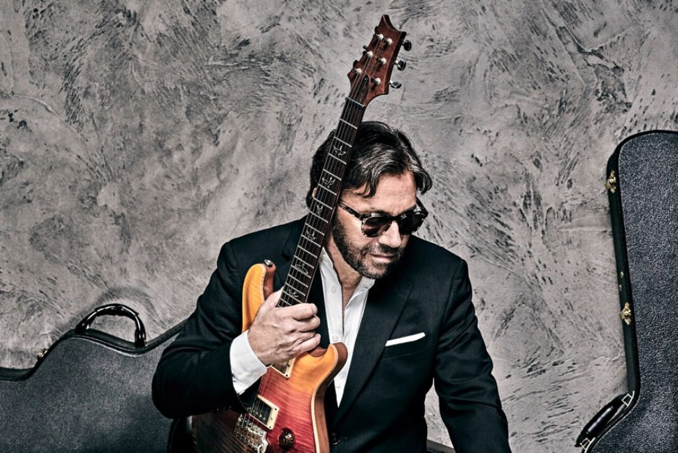 "Al Di Meola im Video-Interview über sein neues Album ""Opus"""