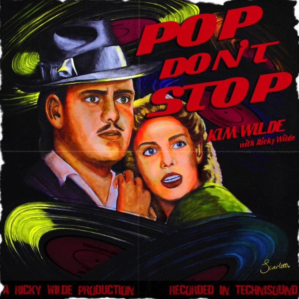 "Kim Wilde mit Videoclip ""Pop Don't Stop"" vom neuen Album ""Here Come The Aliens"""