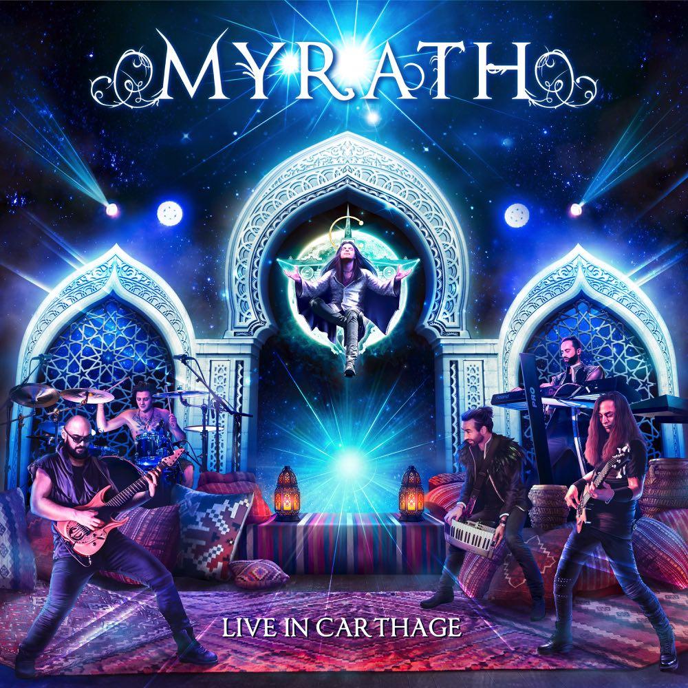 Myrath-LiveInCarthage-Coverartwork-1000px